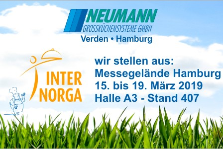 Internorga 2019 - Hamburg